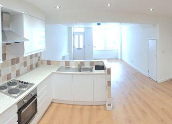 Thumbnail 3 bed flat to rent in Hartington Road, Brighton