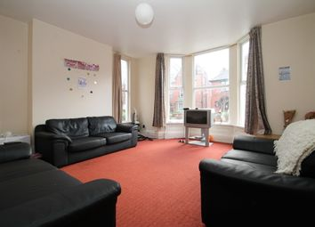 Thumbnail 8 bed terraced house to rent in All Bills Included, Cardigan Road, Headingley