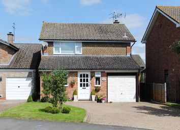 Thumbnail 3 bed detached house for sale in Wagstaffe Close, Harbury, Leamington Spa