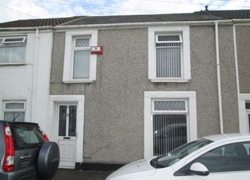 Thumbnail 3 bed terraced house to rent in 22 Recorder Street, Sandfields, Swansea.