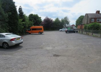 Thumbnail Land for sale in Nottingham Road, Somercotes, Alfreton
