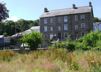 Thumbnail 3 bed town house for sale in New Road, Llandysul, Ceredigion, West Wales