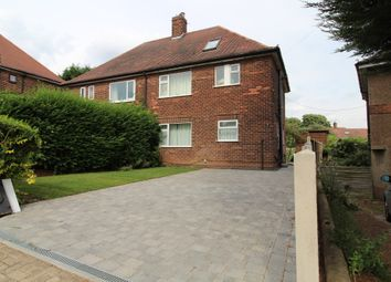 Thumbnail 4 bed semi-detached house for sale in Blandford Road, Beeston, Nottingham