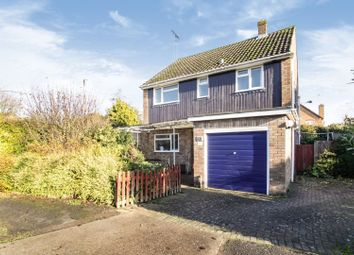 Thumbnail 3 bed detached house for sale in Orchard Way, Leighton Buzzard