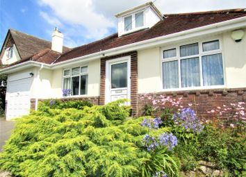 Thumbnail 3 bed detached bungalow for sale in Thorne Park Road, Torquay