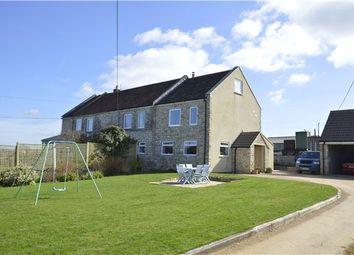 Thumbnail 5 bed semi-detached house for sale in Clandown Road, Paulton, Bristol
