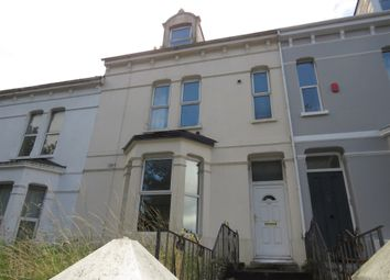 Thumbnail 7 bed terraced house for sale in Alexandra Road, Mutley, Plymouth