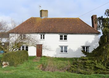 Thumbnail 3 bed cottage for sale in Tolleshunt D'arcy Road, Tolleshunt Major, Maldon