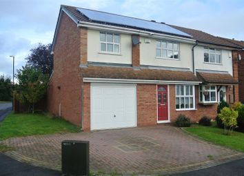 Thumbnail 4 bed semi-detached house to rent in Lymore Croft, Walsgrave On Sowe, Coventry