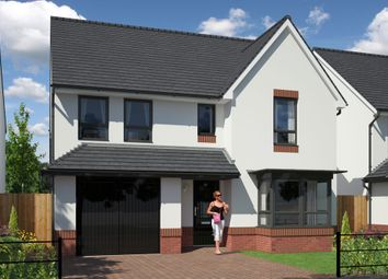 "Thumbnail 4 bed detached house for sale in ""Heathfield"" at Highfield Lane, Rotherham"