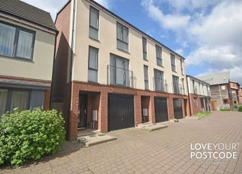 Thumbnail 3 bed town house for sale in Lyttleton Street, West Bromwich