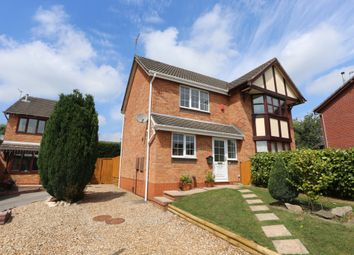 Thumbnail 2 bed semi-detached house to rent in Gedney Grove, Westbury Park