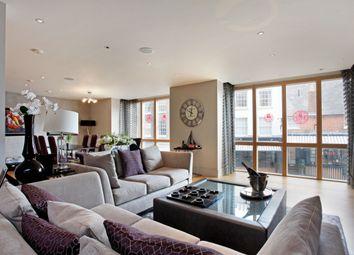Thumbnail 3 bedroom flat to rent in Windsor Bridge Court, High Street, Eton, Windsor