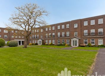 Thumbnail 2 bed flat for sale in Green Court, The Green, Southwick, Brighton