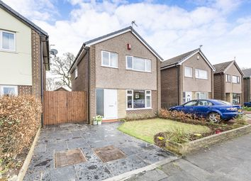 Thumbnail 3 bed detached house for sale in Manor Close, Hoghton, Preston