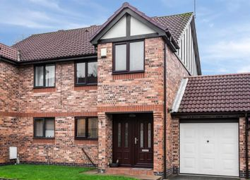 Thumbnail 3 bed semi-detached house for sale in Border Brook Lane, Worsley, Manchester
