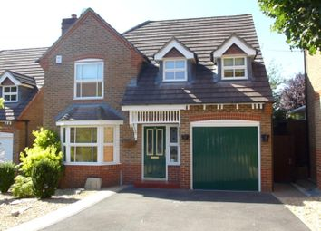 Thumbnail 4 bed detached house to rent in Casterbridge Road, Ferndown