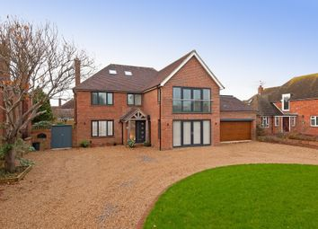Thumbnail 5 bed detached house for sale in Sea Lane, Goring Hall, Goring-By-Sea