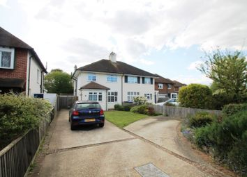 Thumbnail 3 bed semi-detached house to rent in Offington Drive, Broadwater, Worthing