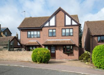Thumbnail 3 bed detached house to rent in Nevill Gardens, Walmer, Deal