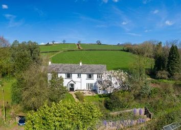 Thumbnail 4 bed detached house for sale in Whitnage, Tiverton