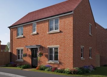 "Thumbnail 3 bed detached house for sale in ""The Mountford"" at Cobblers Lane, Pontefract"