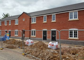 Thumbnail 3 bed end terrace house for sale in White Street, Kibworth, Leicester