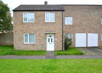 Thumbnail 3 bedroom semi-detached house for sale in Lindsey Avenue, Great Cornard, Sudbury