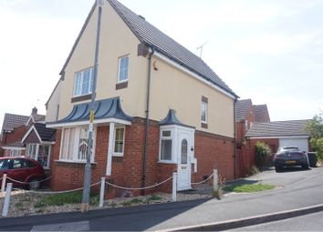 Thumbnail 3 bed detached house to rent in Shireland Lane, Redditch