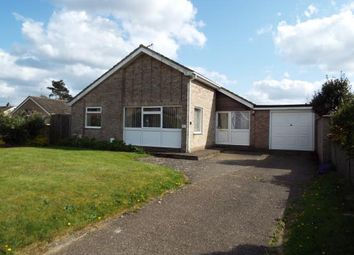 Thumbnail 2 bed bungalow for sale in Haspalls Road, Swaffham