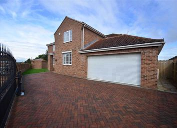4 bed detached house for sale in Hillam Road, Gateforth, Selby YO8