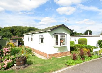 Thumbnail 1 bed mobile/park home for sale in Rosewood Crescent, Cat & Fiddle Park, Exeter