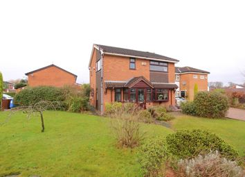 Thumbnail 4 bedroom detached house for sale in Thorneside, Denton, Manchester