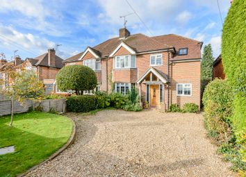 Thumbnail 4 bed semi-detached house for sale in Carroll Avenue, Guildford