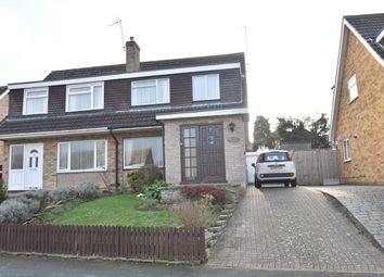 Thumbnail 3 bed semi-detached house for sale in Meadow View Road, Sudbury