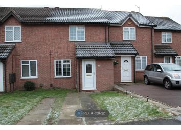Thumbnail 2 bed terraced house to rent in Glebe Close, Mountsorrel, Loughborough