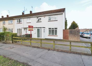 Thumbnail 3 bed end terrace house for sale in Tilgate Way, Tilgate, Crawley, West Sussex