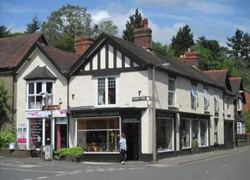 Thumbnail Retail premises to let in 1 Burway Road, Church Stretton