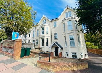 Thumbnail 2 bed flat to rent in Moatcroft Road, Eastbourne
