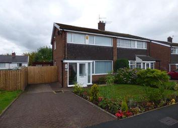 Thumbnail 3 bed semi-detached house for sale in Kingsdale Avenue, Burnley, Lancashire