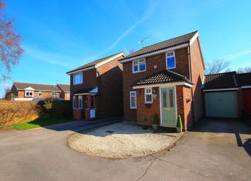 Thumbnail 3 bed link-detached house for sale in Morton Close, Frimley, Camberley