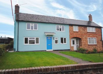 Thumbnail 3 bedroom semi-detached house to rent in High Street, Cheswardine, Market Drayton