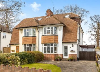 Thumbnail 4 bed semi-detached house for sale in Mead Way, Bromley
