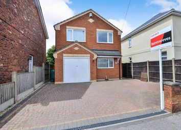 Thumbnail 4 bed detached house for sale in Forest Rd, Skegby, Sutton In Ashfield, Nottingham