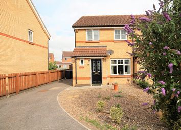 Thumbnail 3 bed end terrace house for sale in Meam Close, York