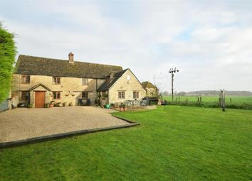 Thumbnail 3 bedroom detached house for sale in Malmesbury Road, Lower Stanton St. Quintin, Chippenham