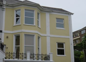Thumbnail 1 bed flat for sale in Thurlow Road, Torquay
