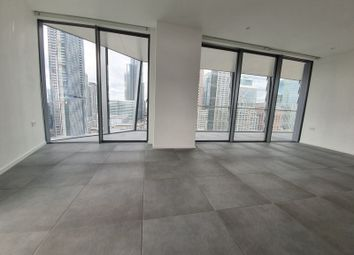 Thumbnail 2 bed flat to rent in 3 Dollar Bay Place, London