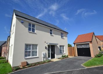 Thumbnail 3 bedroom link-detached house to rent in Miles Way, Buntingford