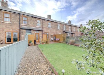 Thumbnail 2 bed terraced house for sale in North View, Cambois, Blyth